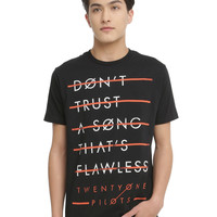 Twenty One Pilots Don't Trust T-Shirt