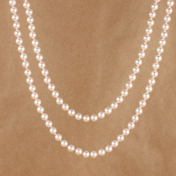 Best 1920s Pearl Necklace Products On Wanelo