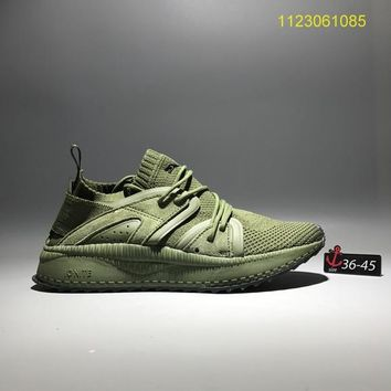 """Puma Tsugi Blaze"" Unisex Sport Casual Fashion Knit Sock Running Shoes Sneakers"