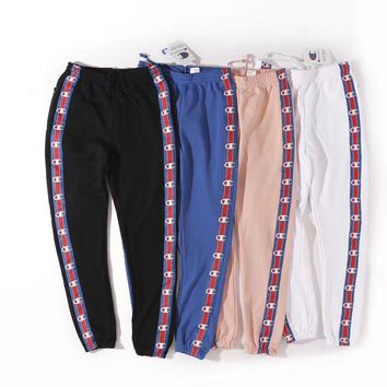 spbest Vetements X Champion Classic Pants