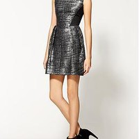 Milly Cleo Funnelneck Dress | Piperlime