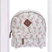 Soli Flamingo Backpack