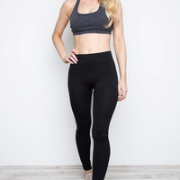 Relax Tonight Leggings - Black
