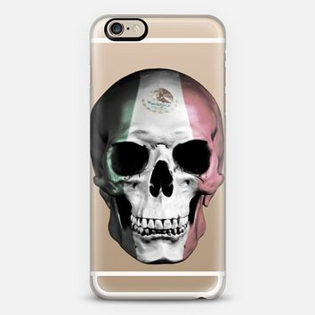 Mexican Skull - Transparent iPhone 6s case by Nicklas Gustafsson | Casetify
