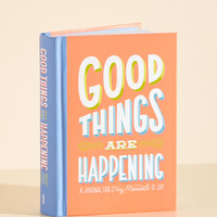 Good Things are Happening Journal | Mod Retro Vintage Books | ModCloth.com