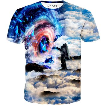 Astronauts Dream T-Shirt