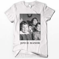 """""""Cover shirt"""" from Joyce Manor"""