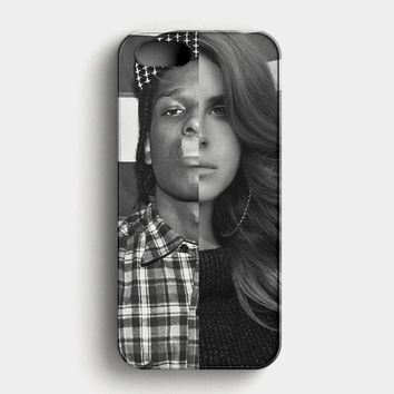 Primo Magazine Asap Rocky Lana Del Rey iPhone SE Case