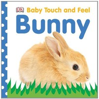 Baby Touch and Feel Bunny Book