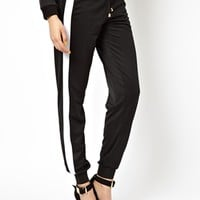 ASOS Glam Jogger with Fearless Side Stripe