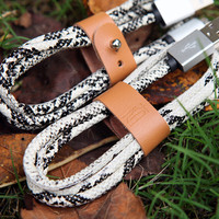 Serpentine Leather Lightning Cable for iPhone 6s 6 plus Android + Gift Box 15