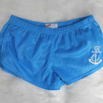 Soffe anchor shorts