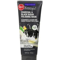 Freeman Facial Charcoal & Black Sugar Polish Mask