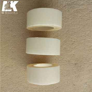 3pcs Super Lace wig glue tape for hair extension double sider glue tape human Remy hair tape