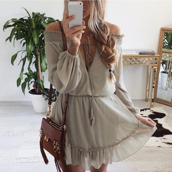 Island Lifestyle Chill Dress