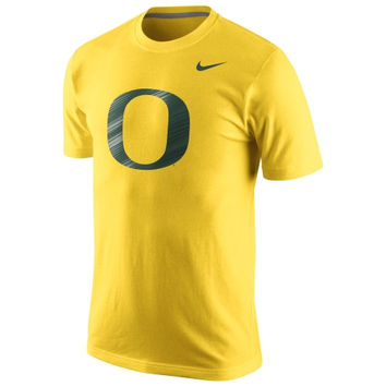 Oregon Ducks Nike Logo T-Shirt – Yellow