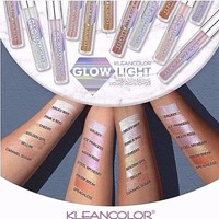 5pc Liquid Highlighter Set