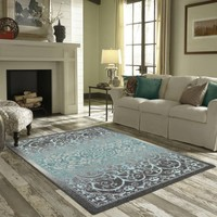 Mainstays India Area Rug or Runner Collection - Walmart.com