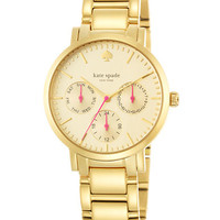 Kate Spade New York Ladies Multi-Function Gramercy Watch