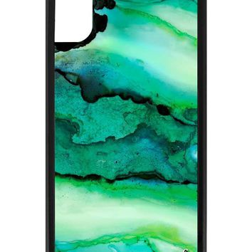 Emerald Stone iPhone X Case