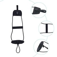 Luggage Bungee,Elaco Travel Luggage Suitcase Adjustable Belt Add A Bag Strap Carry On Bungee Travel