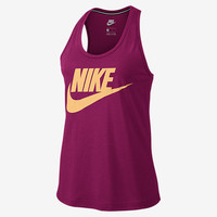 The Nike Sportswear Essential Women's Logo Tank.