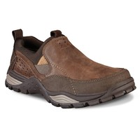 Skechers Relaxed Fit Trexmen Defiance Men's Slip-On Shoes (Brown)