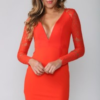 HelloMolly | Secrets Dress Red - Dresses