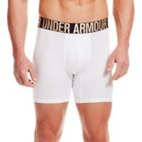 "Under Armour Men's UA Elite 6"" Boxerjock Boxer Briefs"