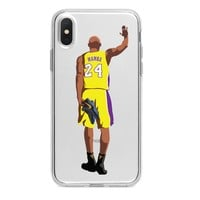 KOBE MAMBA CUSTOM IPHONE CASE