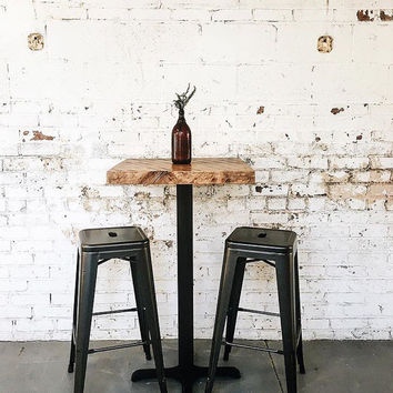 Reclaimed Industrial Cafe | Pub | Bistro Table
