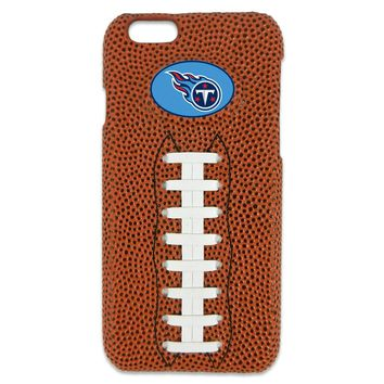 Tennessee Titans Classic NFL Football iPhone 6 Case