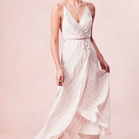 Kimchi Blue Thistle Gauze Maxi Dress - Urban Outfitters