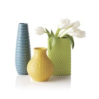 3-Piece Prato Vase Set | Crate&Barrel