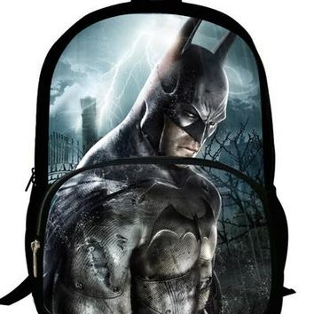 Cool Backpack school Cool 16-inch Mochila 1D One Direction Backpack Children School Bags For Teenagers Printing Backpack Kids Girls Boys Book Bag AT_52_3