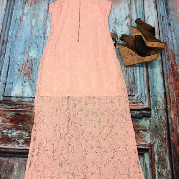 Chantilly Lace Maxi
