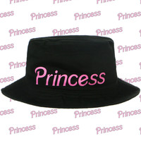 PRINCESS BUCKET HAT