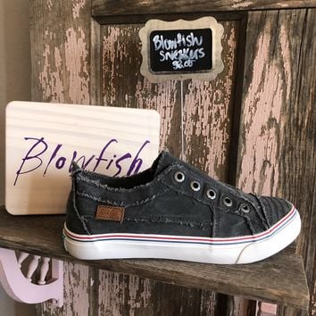 Blowfish Play Sneakers in Gray Hipster  (6-11)