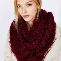 Plush Drapey Eternity Scarf-