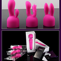 Super Powerful Multi-Speed Waterproof G-Spot AV Wand Sex Toys,Magic Wand Massager Vibrators Sex Products For Woman