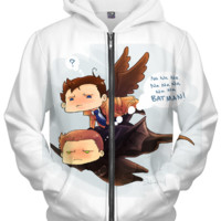 Batman Dastiel Supernatural