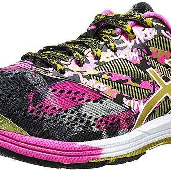 Asics Women's Gel Noosa Tri 10 Gold Ribbon Running Shoe
