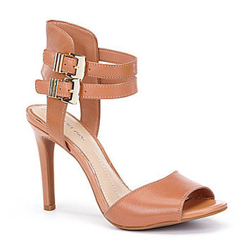 Gianni Bini Rowwann Double Ankle-Strap Sandals | Dillards.com