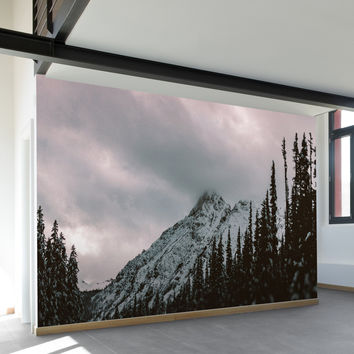Mountain Love Wall Mural