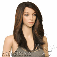 FREETRESS EQUAL SYNTHETIC DEEP INVISIBLE L PART LACE WIG RILEY