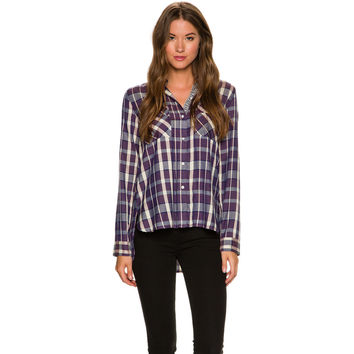 ROXY ROXY SUNDAY FUNDAY FLANNEL SHIRT