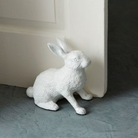 Rupert the Rabbit Doorstop