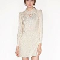 Lace shift dress - Shop the latest Fashion Trends