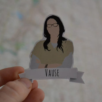 Alex Vause | OITNB | Orange is the new Black | Sticker Decal
