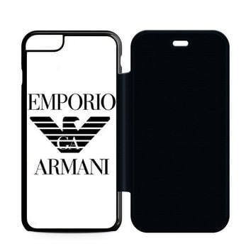 d01fb5c840f4 Emporio Armani Flip Case iPhone 6